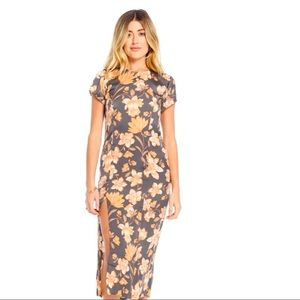 Skye Midi Morning Blossom Dress